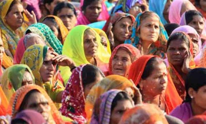 brisk polling in rajasthan
