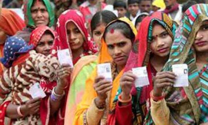 brisk voting in uttar pradesh