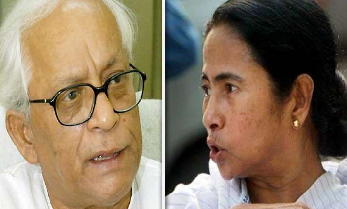 buddhadeb mamata s language is that of criminals