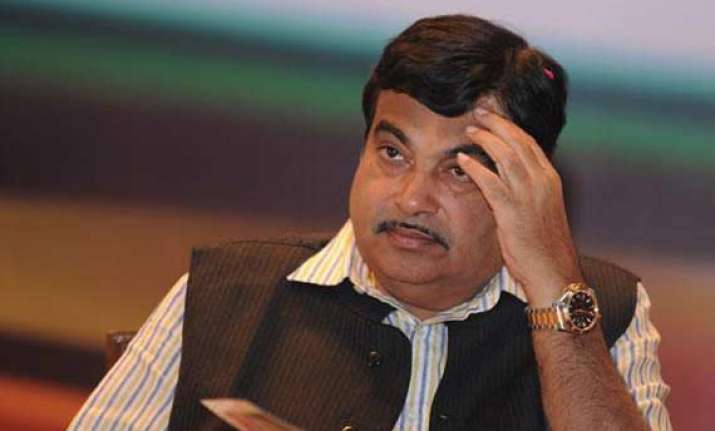 bugging of nitin gadkari s residence shows lack of trust