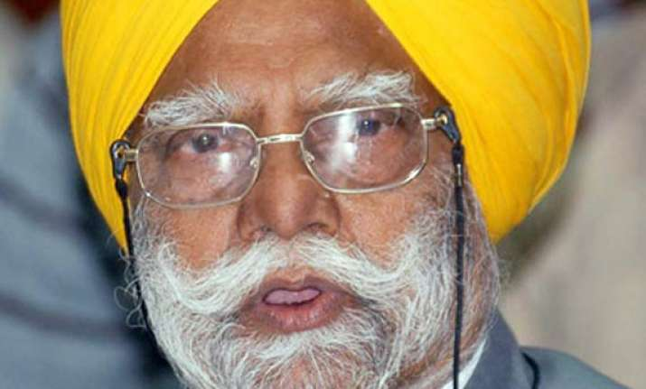 buta singh says team hazare can only suggest not dictate