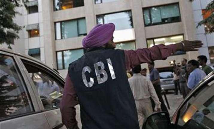 cbi raids houses of five jharkhand legislators