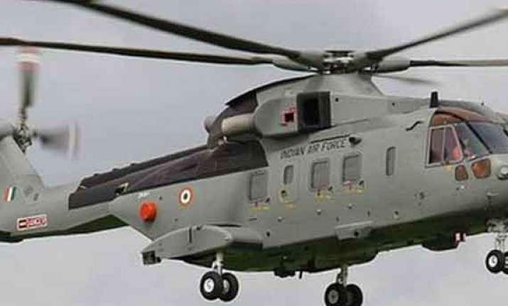 cbi to look into nda meeting for vvip chopper may examine