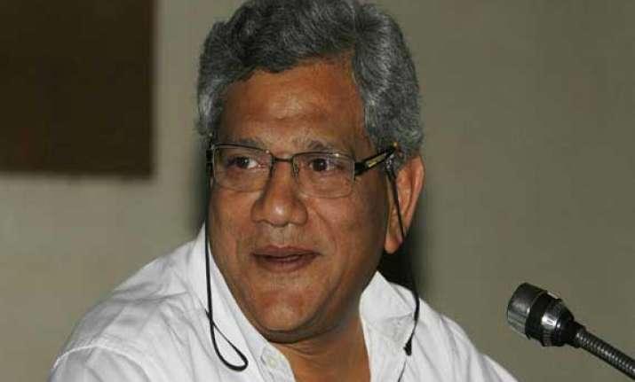 cpi m seeks resignation of v k singh