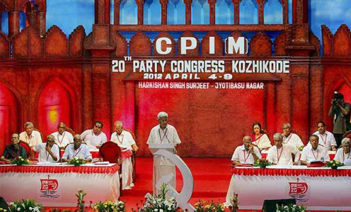 cpi m s 20th party congress begins in kerala