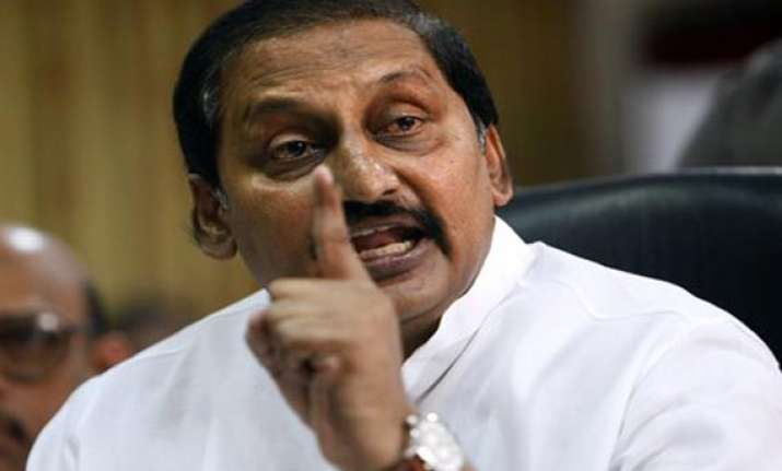 cabinet decides to impose president s rule in andhra