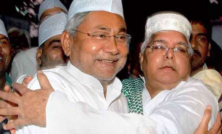 can lalu nitish combination stop modi magic from working in