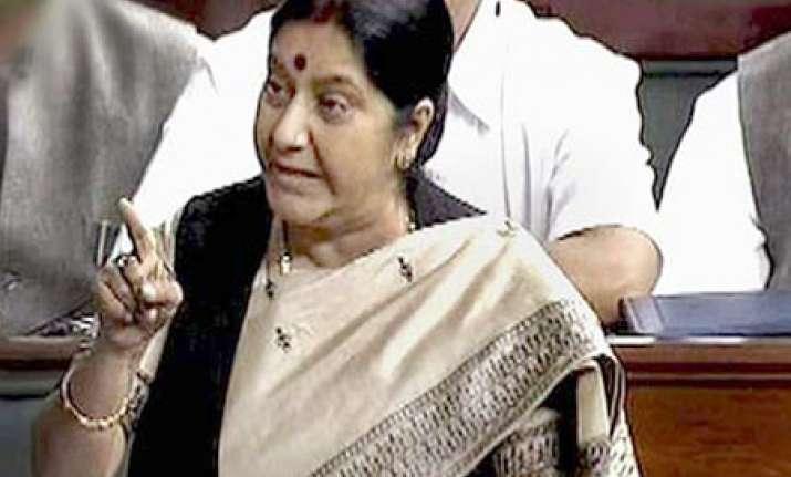 centre encouraging corruption at people s cost swaraj