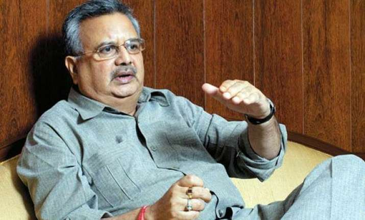 ch garh cm indicates race for bjp s pm candidate wide open