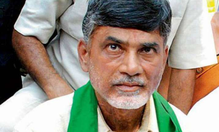 chandrababu naidu to take lead in forming third front