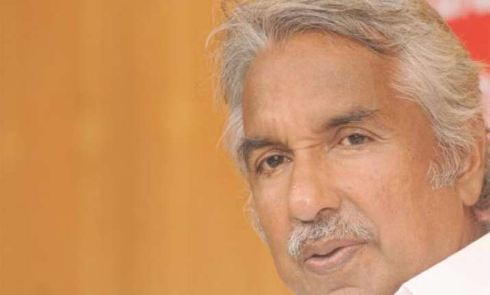 chandy rules out resignation judicial probe