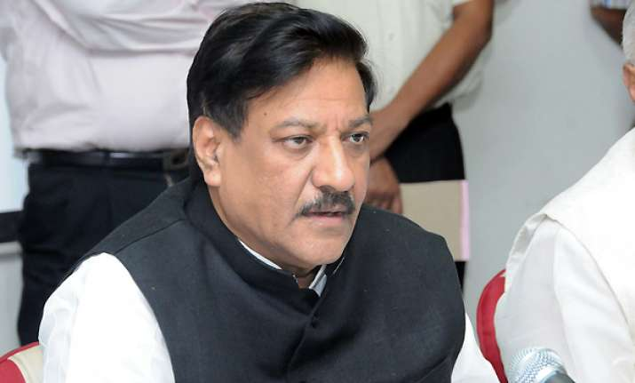 chavan rules out any truck with mns