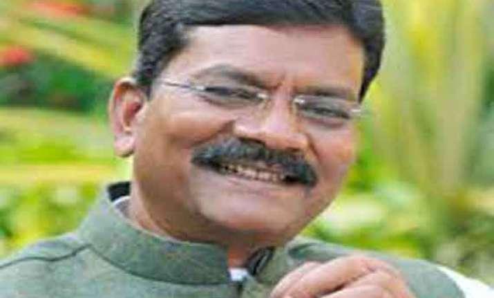 chhatisgarh congress chief blames internal sabotage for