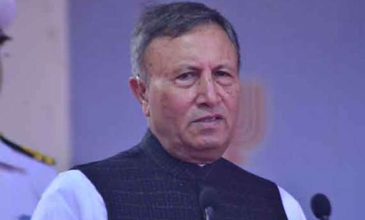 chhattisgarh governor quits bjp denies governors told to go