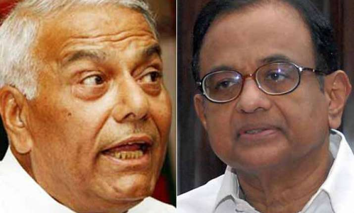chidambaram is the 4.8 percent growth minister yashwant