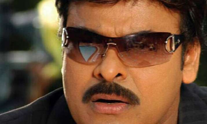 chiranjeevi says goodbye to acting career