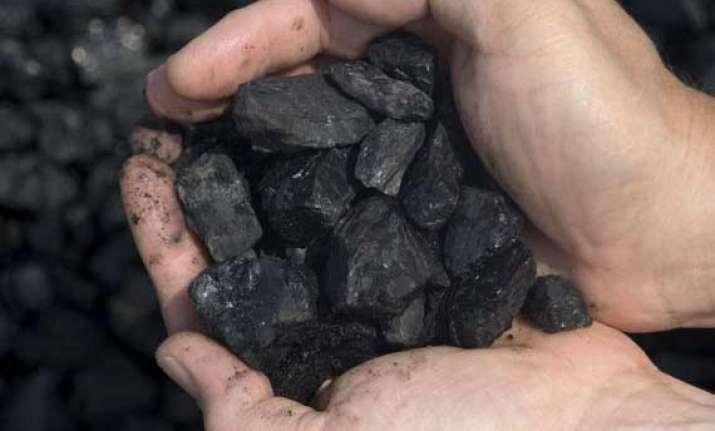 coalgate congress blames bjp for not maintaining