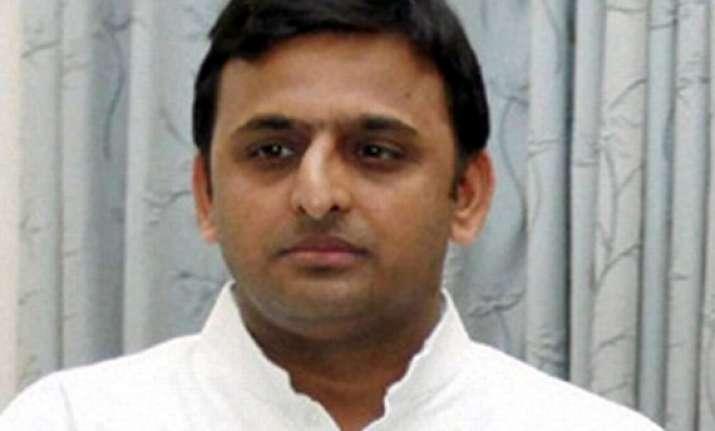 combative up bureaucrats stump akhilesh yadav