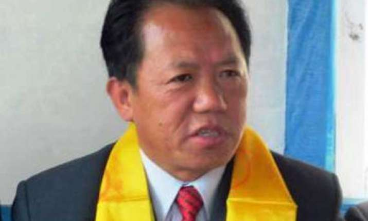 cong names ad subba new pcc chief for sikkim
