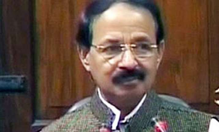 cong assails bjp for creating uproar in parliament