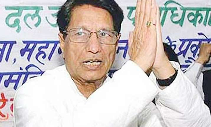 cong begins alliance talks with rld