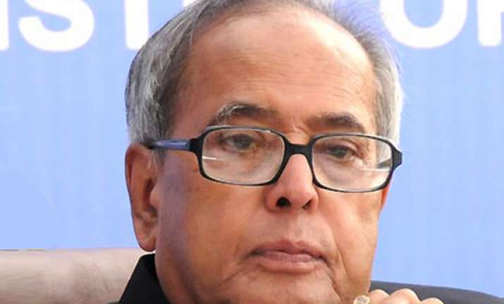 cong to shortly announce name for prez poll says pranab