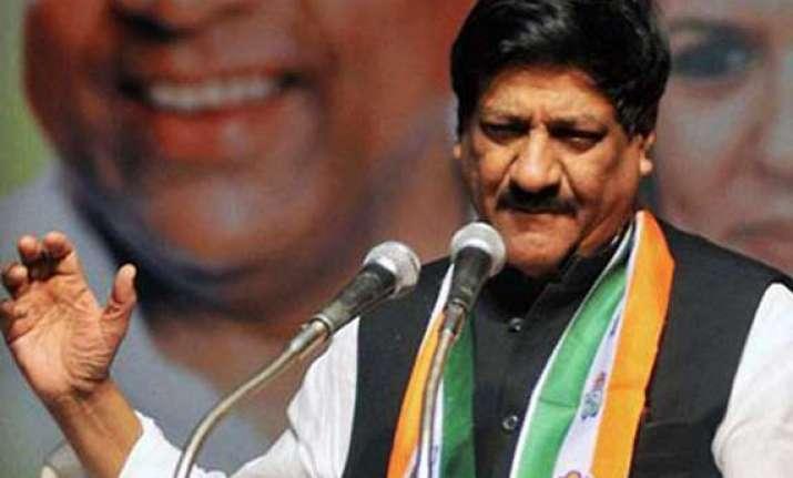 congress ncp leaders meet in mumbai