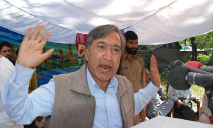 congress promise of ut status to ladakh dangerous cpi m