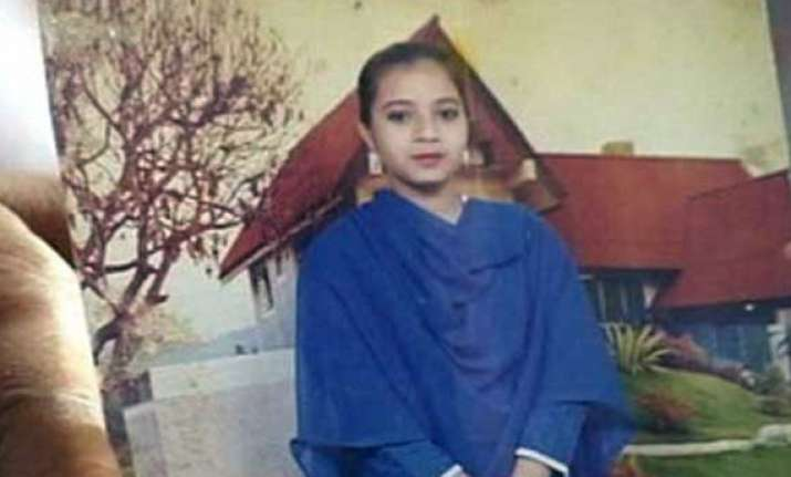 congress again misusing cbi in ishrat jahan case bjp