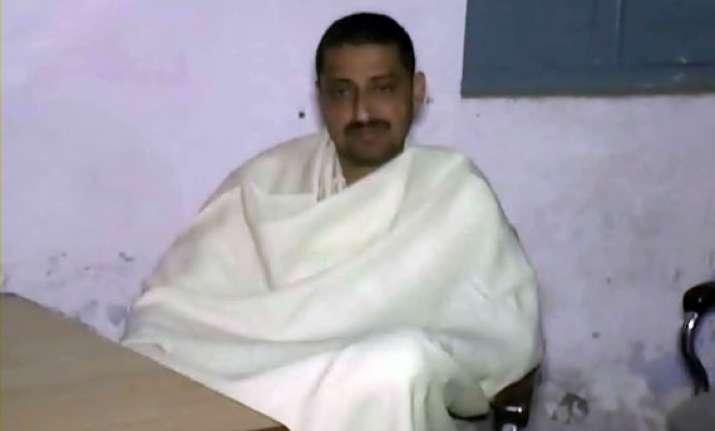 congress demands bjp apology over false masood complaint