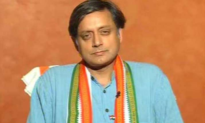 congress distances itself from tharoor s praise of modi