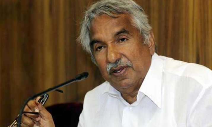 congress is united in kerala says oommen chandy