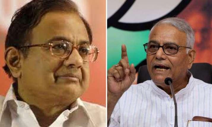 congress lauds bjp condemns rail budget