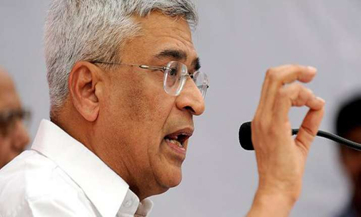 congress may back third front govt to keep modi out cpi m