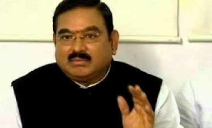 congress ministers demand new ap capital in rayalaseema