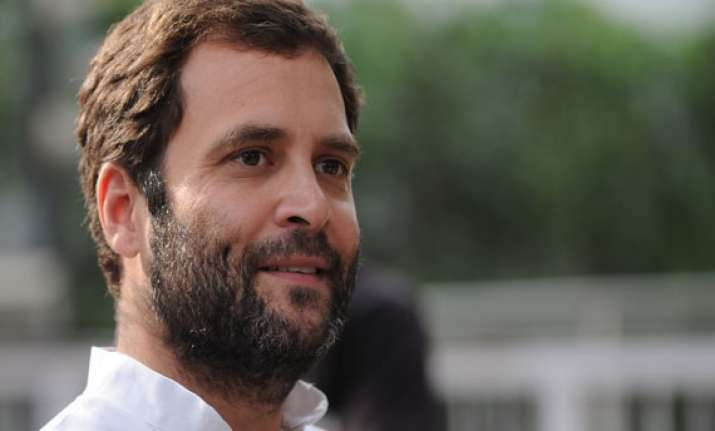 congress needs to change the process has begun rahul gandhi