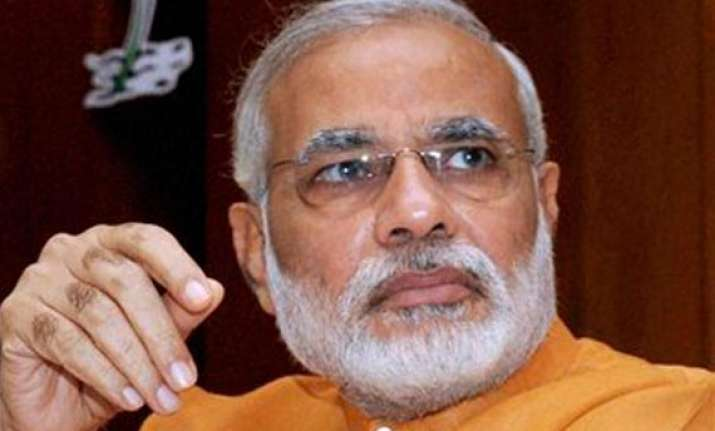 congress not serious about ruling country says modi
