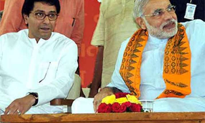 congress questions modi s silence on anti gujarati s drive