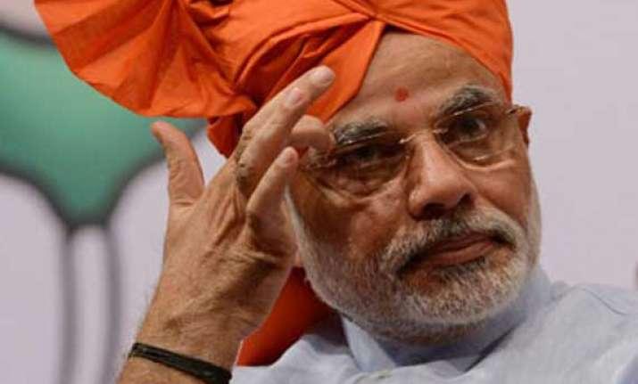 congress seeks modi s immediate arrest after fir against him