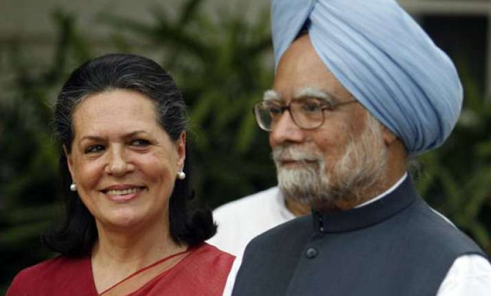 congress top brass meets ahead of budget session