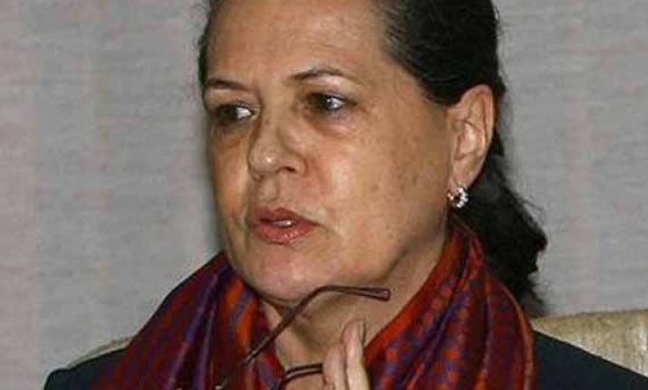 congress will continue to champion dalits empowerment sonia