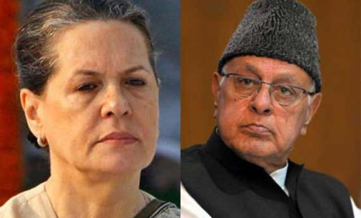 congress workers oppose alliance with national conference