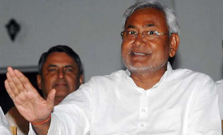 congress not caring for country s federal structure nitish