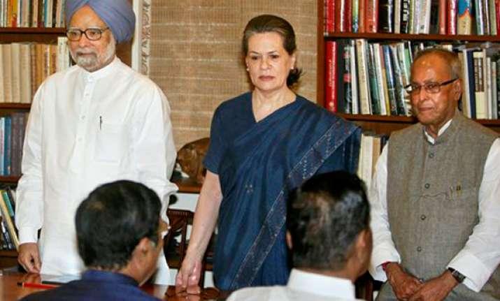congress bids farewell to pranab mukherjee pm says he will