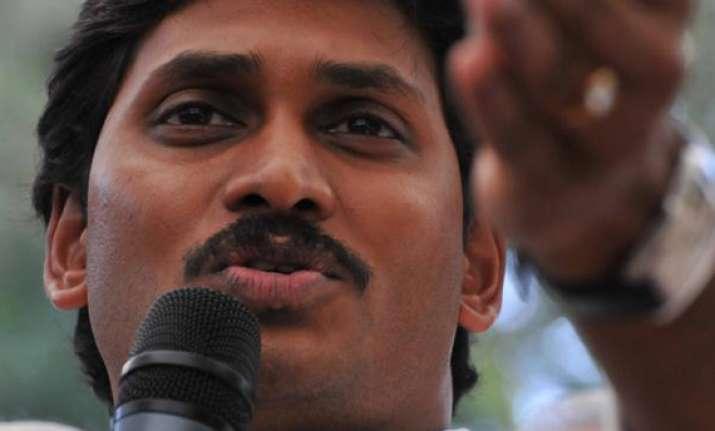 congress dismisses jagan s claim of victimization