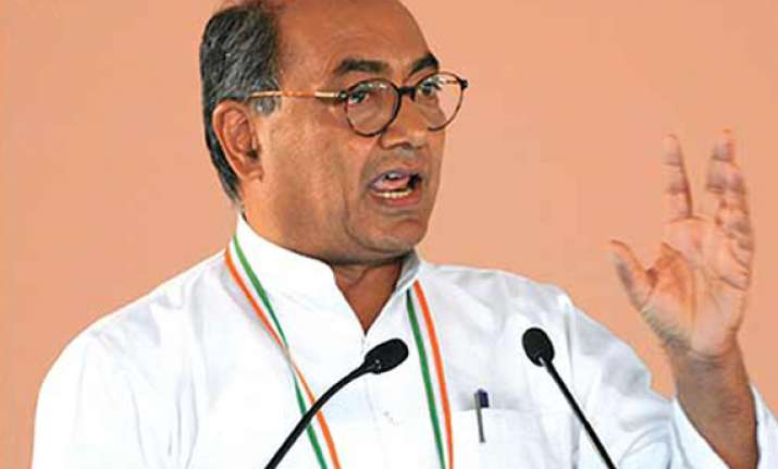 sp and bsp will not rock the upa govt digvijay singh