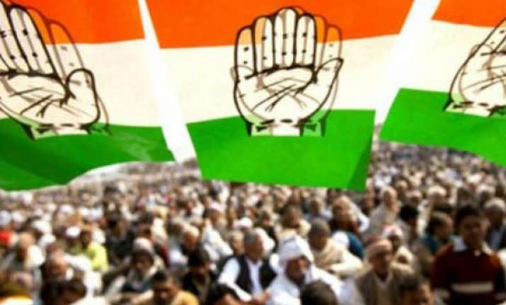 congressmen disgruntled over 2nd nominee for rs polls