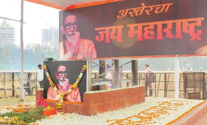 controversy rages over thackeray memorial
