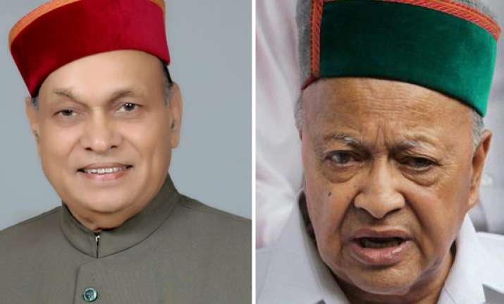 congress wrests power in himachal pradesh