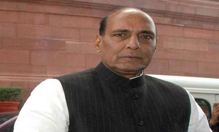 country needs a dose of modicine to treat all ills rajnath